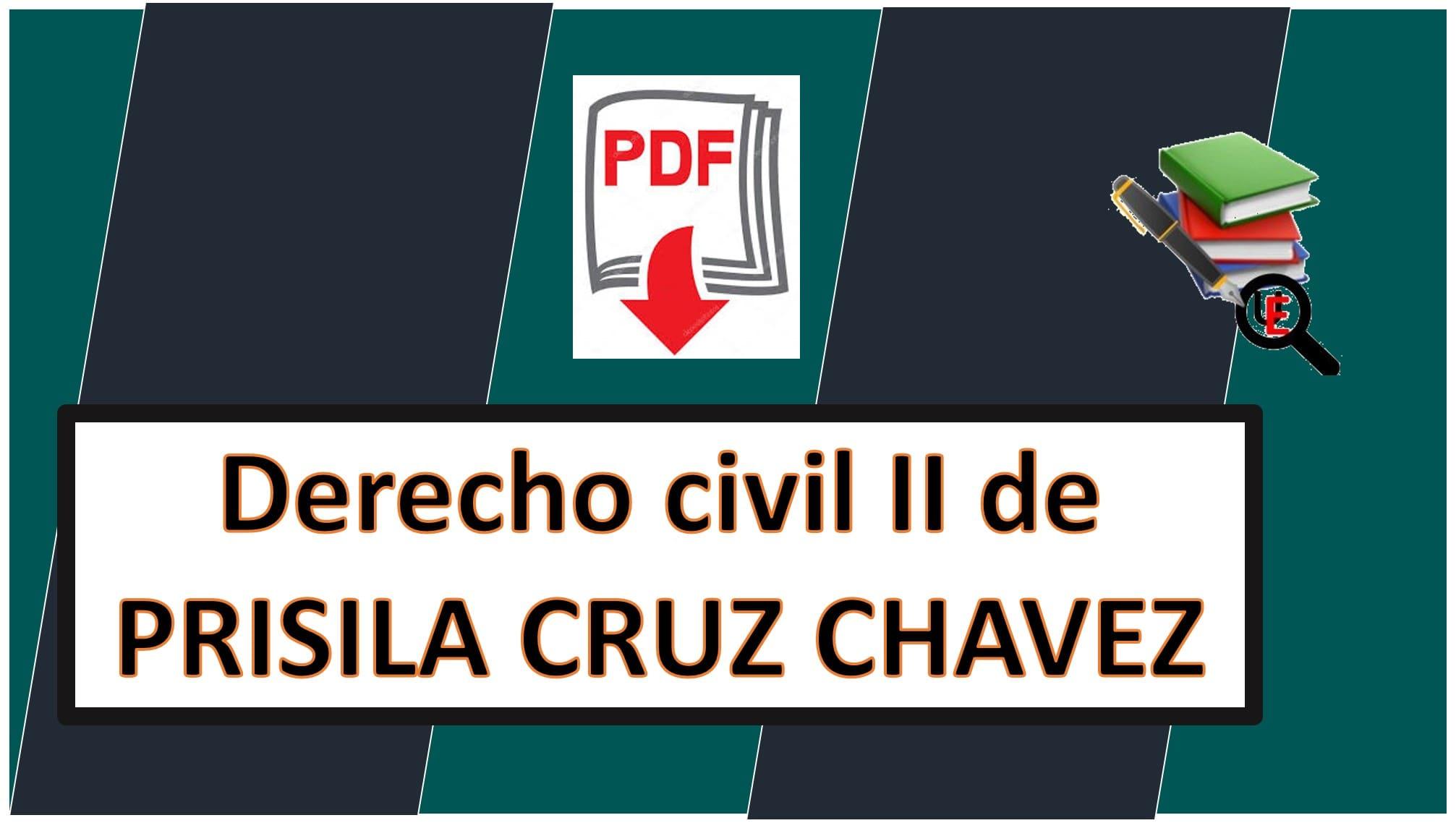 derecho civil 2 pdf