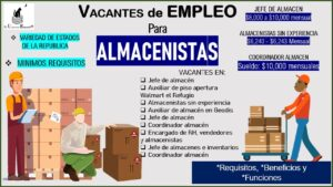 vacantes-de-empleo-para-almacenistas